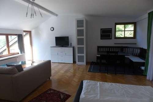 Studio mit Dachterrasse am Attersee mit Seezugang/Zweitwohnsitz möglich