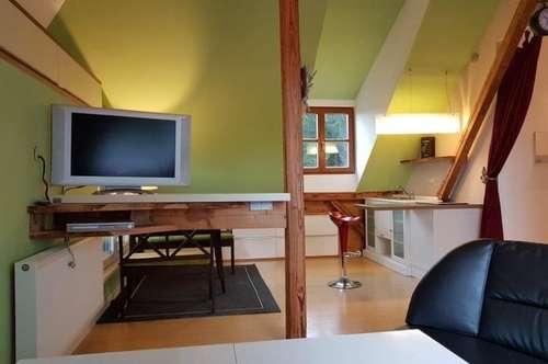 Dachgeschoßwohnung am Attersee mit Seezugang/Zweitwohnsitz möglich!