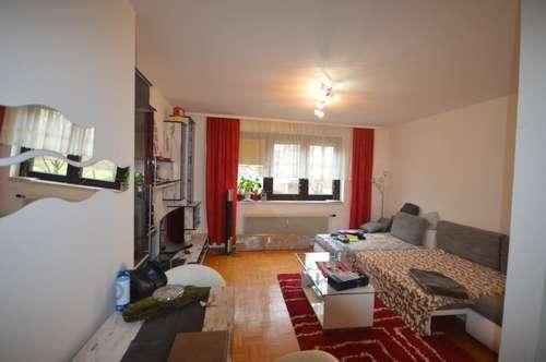 Nette gepflegte Ein-Zimmer-Mietwohnung im Süden von Linz