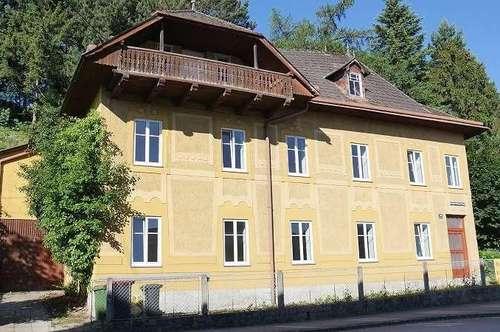 Haus mit zwei Wohnungen - auch für Anleger interessant