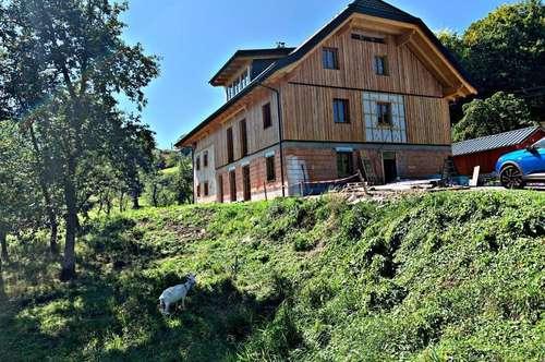 Nur mehr zwei Wohnungen frei!!! Neue Maisonettewohnung mit Badeplatz