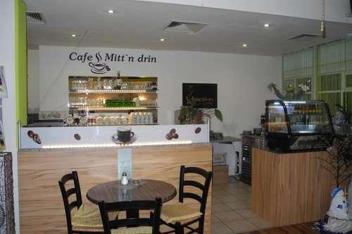 Cafe in der Galerie am Burgstall