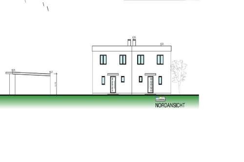 Aufgepasst! Neue Doppelhaushälfte mit Carport Typ B