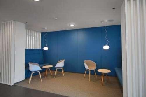 Der Arbeitsplatz wandelt sich zum interaktiven Arbeits- und Lebensraum