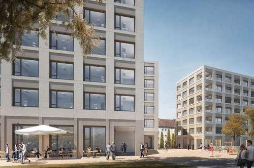 ERSTBEZUG - Neubau 2 Zimmerwohnung am STADTWERK Salzburg