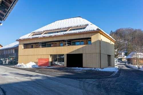 2 Zimmer Neubauwohnung  zentrale Lage in ländlicher Umgebung,  Wander- und Skigebiet Bregenzerwald