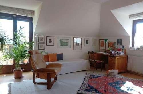 Ruhige Wohnung mit unverbaubarem Weitblick