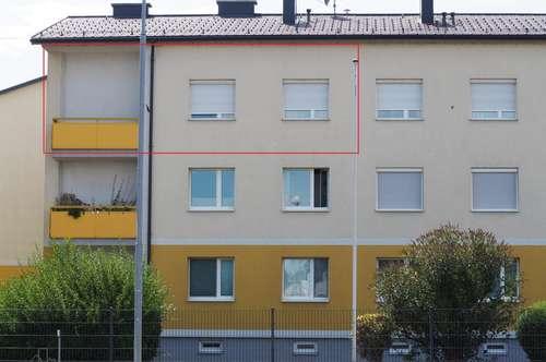 Single Mietwohnung mit Balkon in Ybbs!