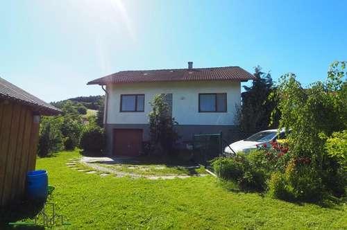 Einfamilienhaus in Ruhelage - Afterbach / Raxendorf
