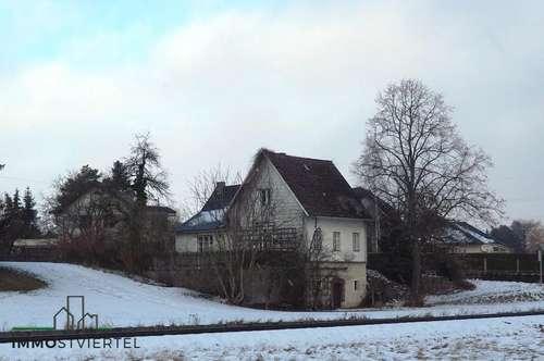 Haus mit Garten in Weinzierl zu mieten
