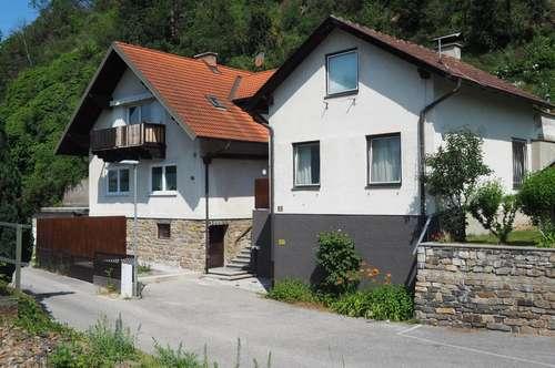 2 Häuser auf einen Schlag in Kl. Pöchlarn
