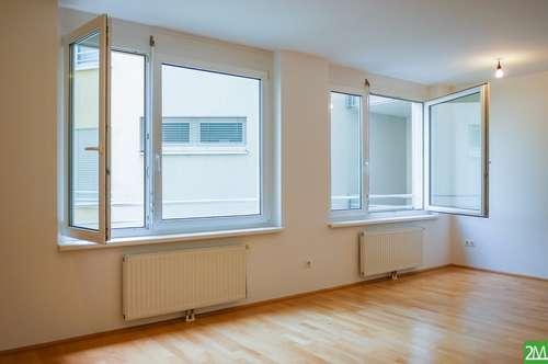 2-Zimmer-Neubauwohnung mit Loggia nahe Wiedner Hauptstraße