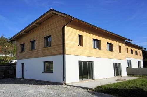 Neue Doppelhaushälfte in Ottenschlag im Mühlkreis mit Fernblick und außerhalb der Nebelzone - NÄHE REICHENAU IM MÜHLKREIS