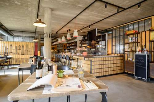 Top ausgestattetes Cafe/Lounge/Restaurant zur Vermietung