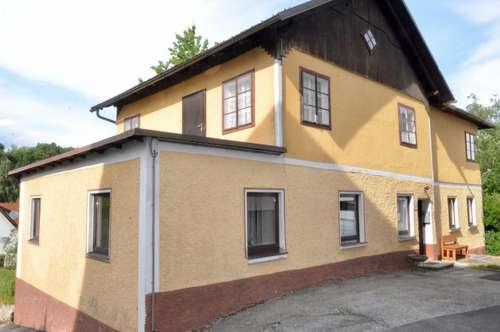 Charmantes Wohnhaus im Zentrum von Unterweissenbach