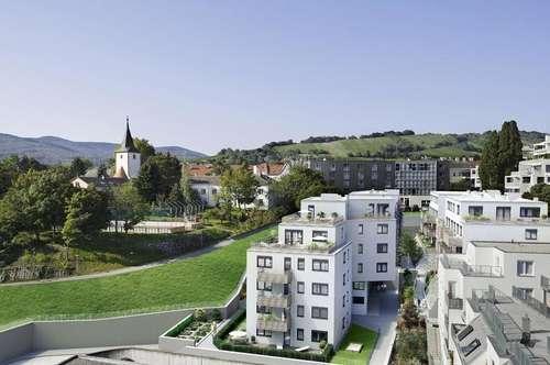 Top 1.01: Klostergarten - Land trifft Stadt