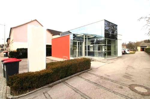 Geschäfts - Bürohaus
