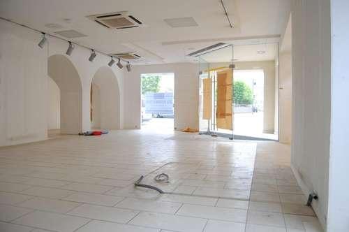 Attraktive ca. 131m² Geschäftsfläche in Toplage/9020 Klagenfurt zu vermieten