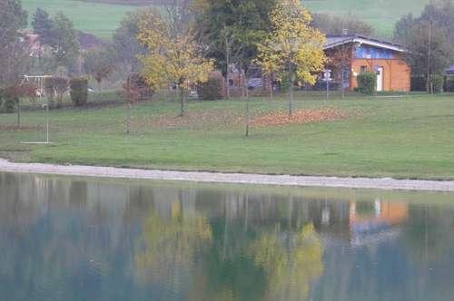 SEELOKAL direkt am Ufer des Sonnegger Sees/Südkärnten
