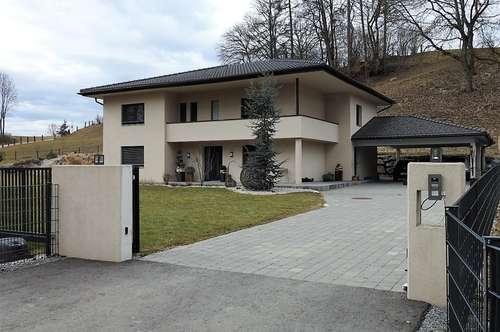 Moderne LANDHAUSVILLA in St. Kanzian/Klopeiner See