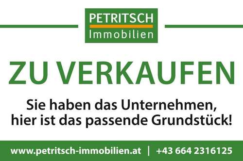 GEWERBE-INDUSTRIE-GRUNDSTÜCK Klagenfurt/Südring