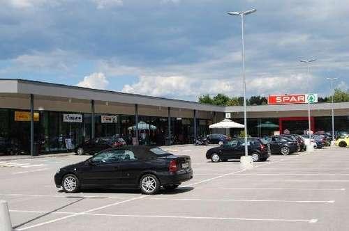 Attraktive Geschäftsfläche in Südkärntner Fachmarktzentrum zu vermieten