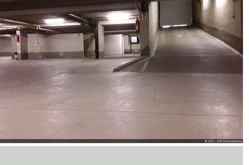 Garage am Pius Parsch Platz NUR für DAUERPARKER