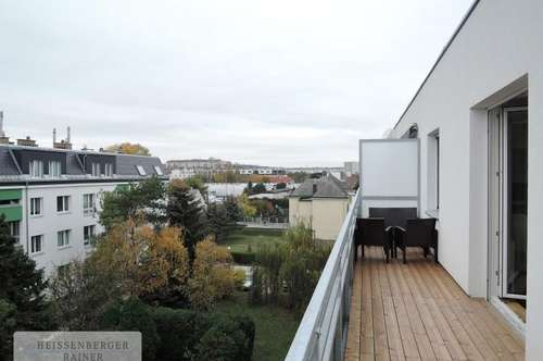 sonnig, ruhig & gut angebunden - hochwertige Balkonwohnung in toller Lage