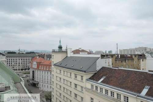 Wohnen im Palais am Schwarzenbergplatz - Dachterrassenwohnung im 3. Bezirk