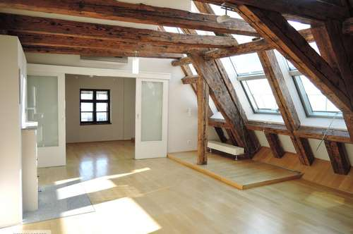 Stilvolle Dachgeschosswohnung - Kaufhaus Steffl