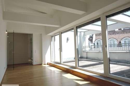 stilvoll, modern & herrlich gelegen - Dachterrassenwohnung nahe Tuchlauben