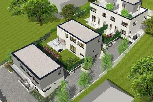 3 Terrassen, Fernblick, barrierefreier Erstbezug mit Lift, Ruhelage, Garten, 2 PKW-Stellplätze, Beste Wohnlage