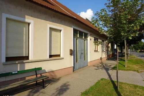 Renovierungsbedürftiges Altes Landhaus mit Garten in Nickelsdorf