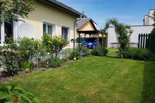 Renoviertes Einfamilienhaus mit Garten, barrierefrei, niedrige Betriebskosten