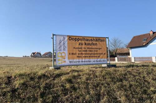 Neu errichtete Doppelhaushälften, in Klein Engersdorf auf Eigengrund!