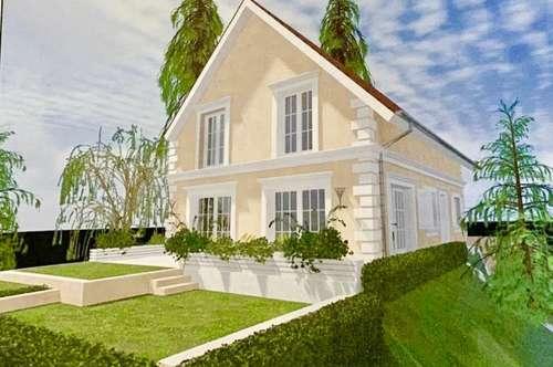 Baubewilligtes Grundstück (ca. 270 m²) mit Einreichplanung nahe dem Hauptplatz zu verkaufen!