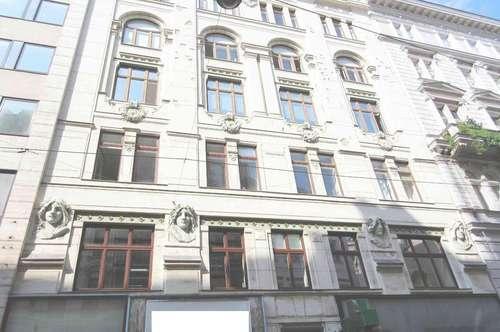 Bezugsfertig! 3-Zimmer Altbauwohnung in Top Innenstadtlage!