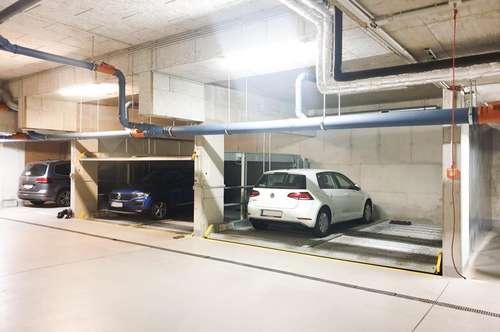 Moderne Garagenplätze - Doppelparker