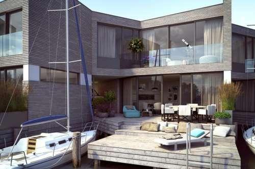 LUXURIÖS: Traumhafte Seehäuser mit Privat-Steg