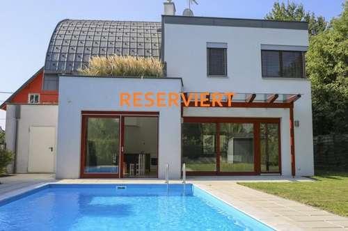 Modernes Architektenhaus für Anspruchsvolle in Wien Oberlaa