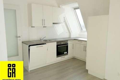 HELLE BEZUGSFERTIGE 2 Zimmer Wohnung - ERSTBEZUG - komplette Küche - BALKON - opt. GARAGENPLATZ - ZENTRALE TOP LAGE KORNEUBURG