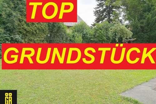 TOP LAGE - GRUNDSTÜCK in Ruhiger Lage - 1021 m² - perfekte Verkehrsanbindung