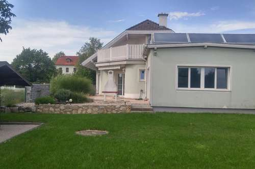 Einfamilienhaus mit Wellnessbereich