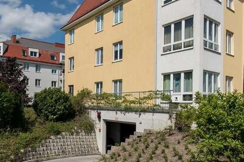Helle Singlewohnung mit Garagenplatz (excl.)