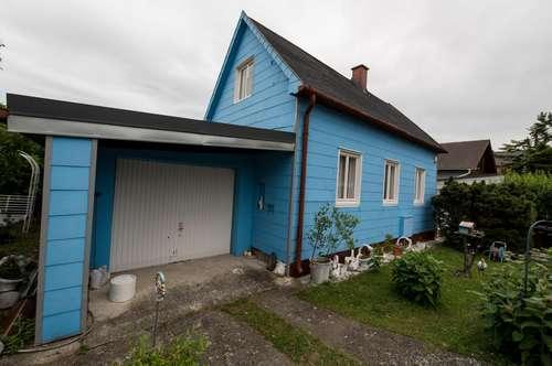 Kleines Haus, erweiterbar