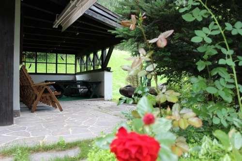 Landhaus mit Freizeitwohnsitzwidmung