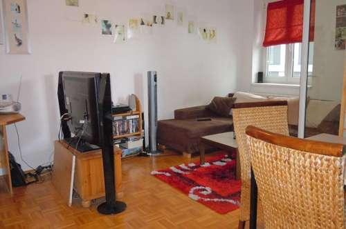 Klassische 2-Zimmer-Wohnung mit Balkon/Loggia - verfügbar ab 01. Jänner 2020!