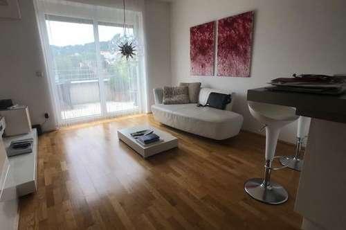 3-Zimmer-Penthouse mit Terrasse in Linz/Urfahr