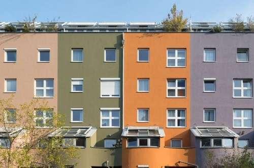 Loftwohnung mit Terrasse