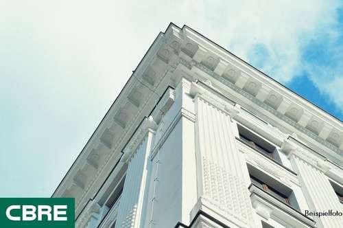 Schönes Zinshaus mit neu ausgebautem Dachgeschoß